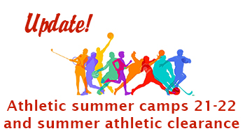 WHS Athletic Summer Camps 21-22
